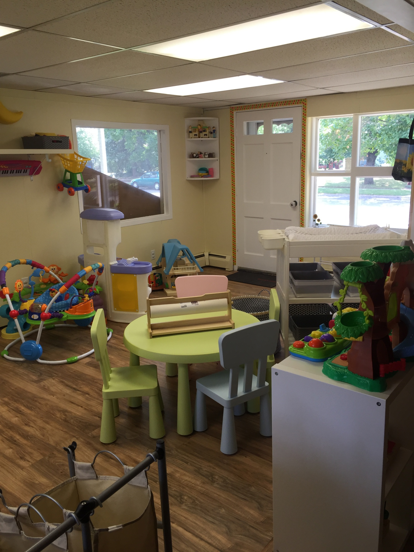 A wonderful, safe environment for children to play and learn.